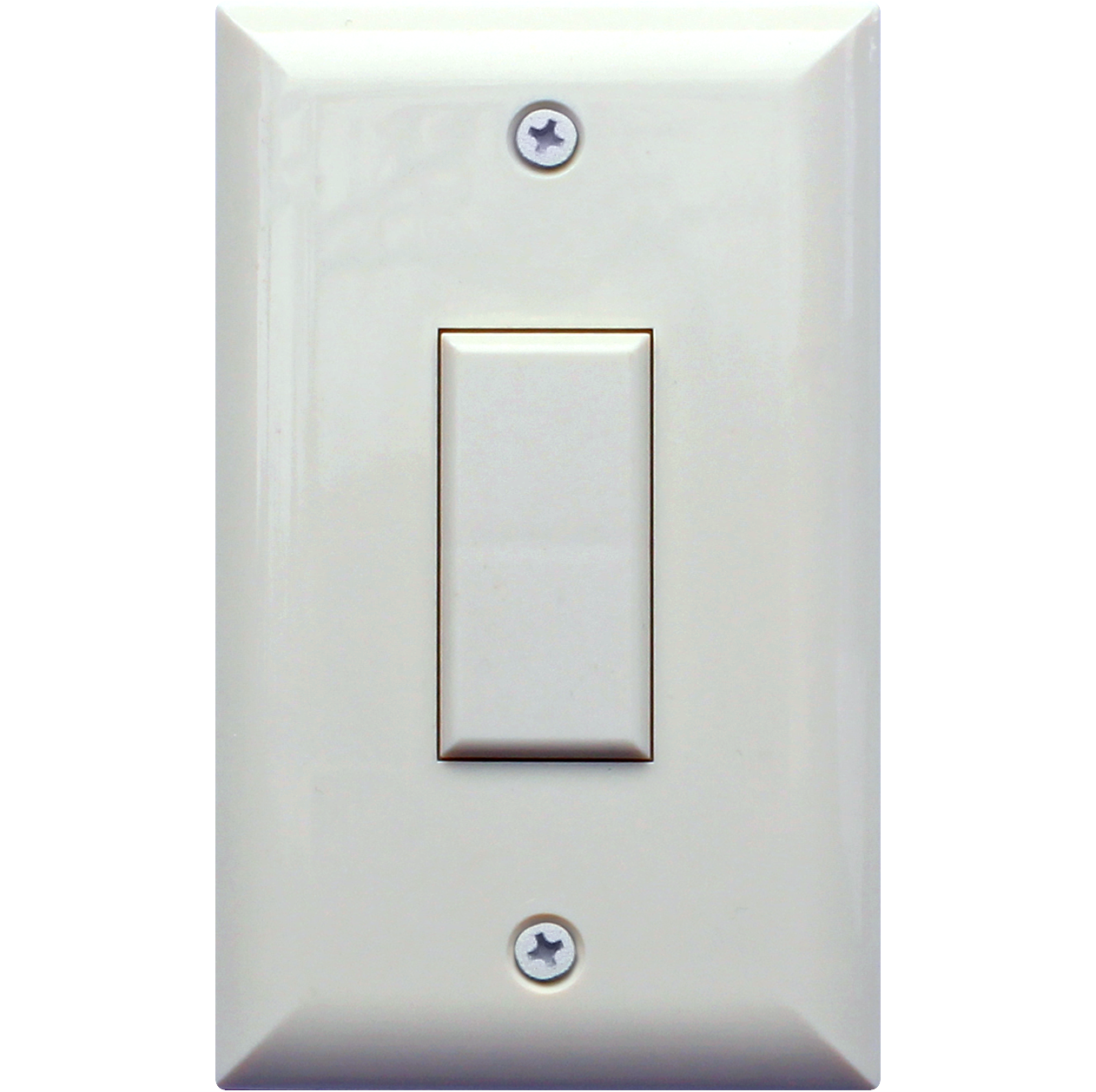 Genesis Series Wall Switch Touch Plate Lighting Controls