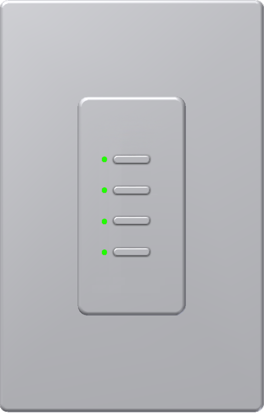Ultra BACnet Wall Switch - Touch-Plate Lighting Controls Touch ...