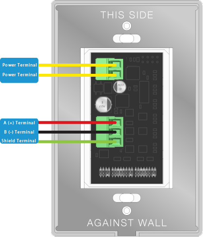 Ultra BACnet Wall Switch - Touch-Plate Lighting Controls Touch-Plate on bacnet wiring guide, bacnet communication wiring, ems controls diagram, modbus connection diagram, bacnet lighting diagram, circuit board diagram, bacnet network diagram, bacnet network mstp wiring,