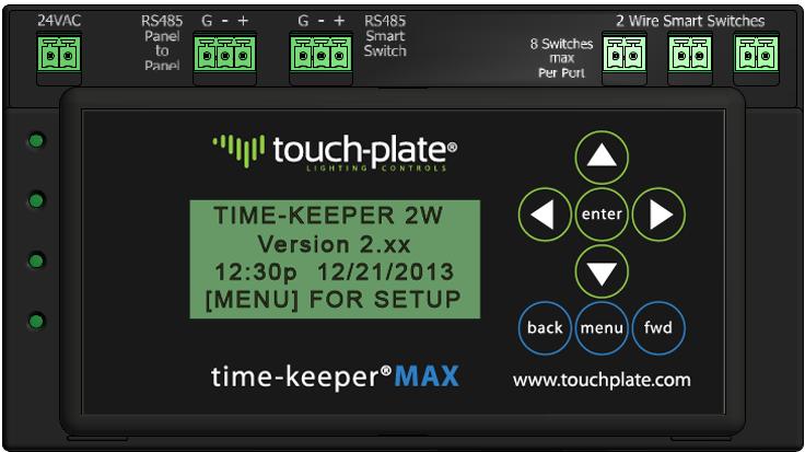 Time-Keeper 2W MAX