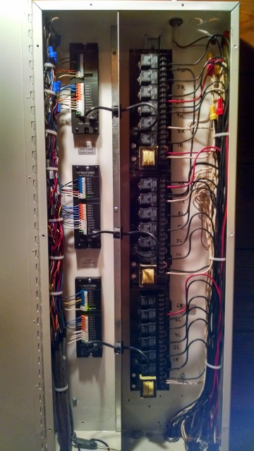 Before Amp After Picture Gallery Touch Plate Lighting