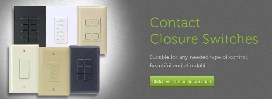 Contact Closeure on Remcon Low Voltage Switches