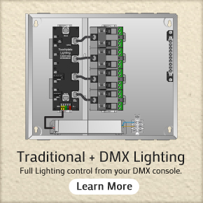 Low Voltage Bacnet Dmx Modbus Touch Plate Lighting