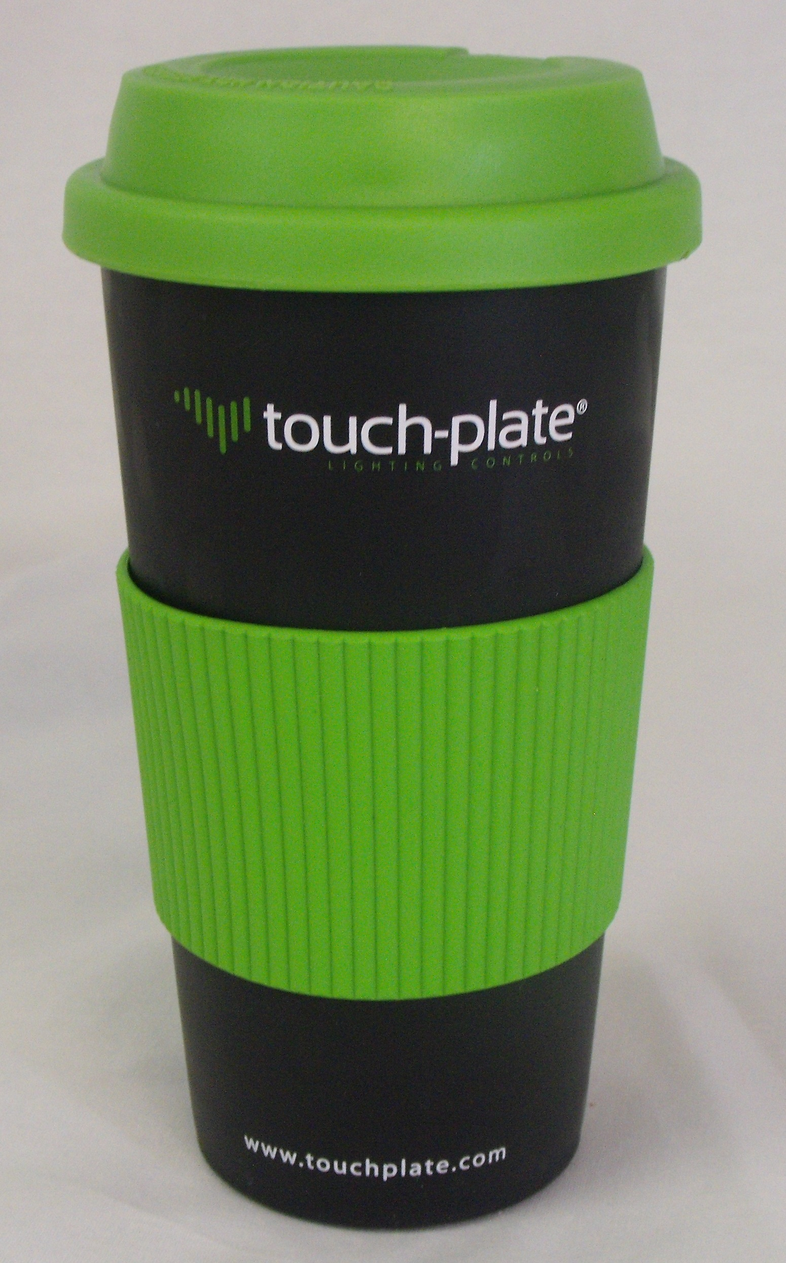 Touch-Plate Thermal Mug