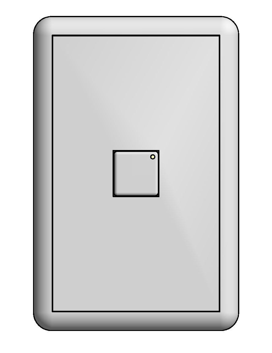 Royal Series Wall Switch - Touch-Plate Lighting Controls Touch-Plate ...